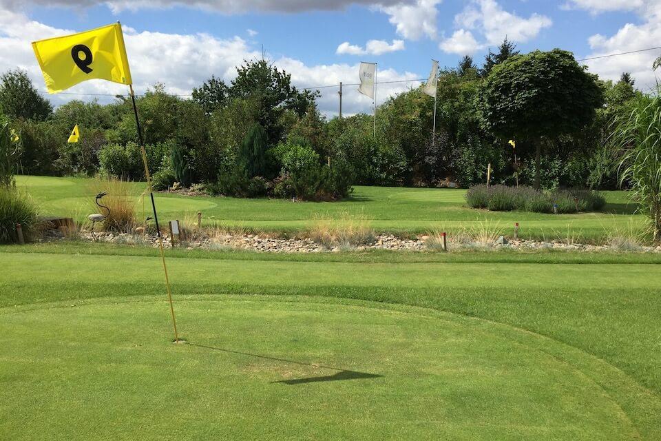 Pronájem golf