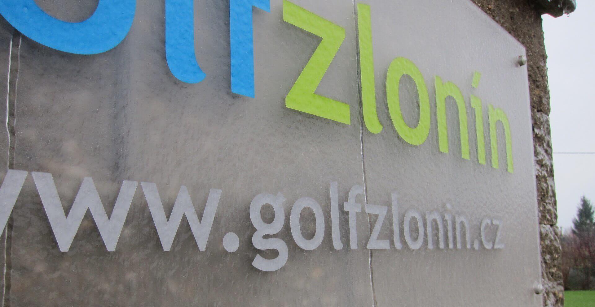 Golf ve Zloníně
