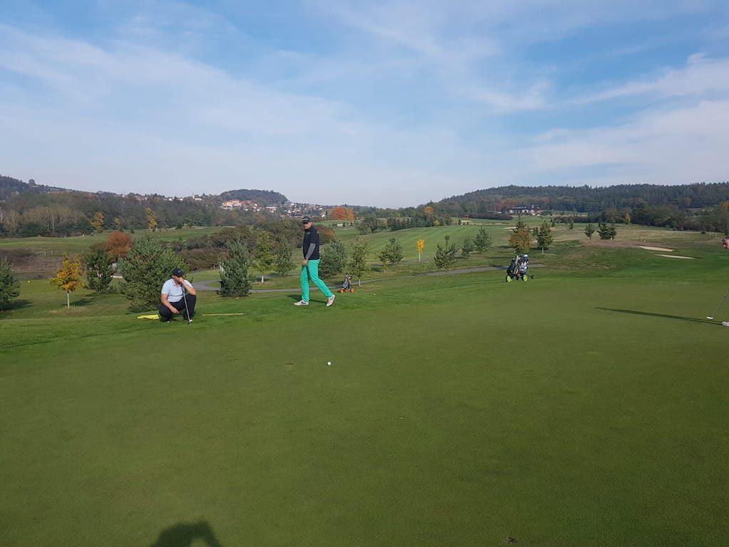 Zlonínská golfová tour