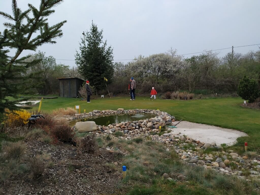 Golf pro Zloníňany