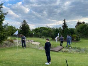Golf Praha-východ